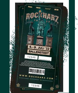 ROCKHARZ Ticket 2022