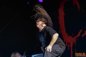 Live Foto Rockharz 2018 Cannibal Corpse