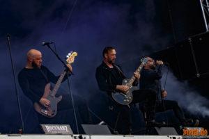 Live Foto Rockharz 2018 Diablo Blvd.