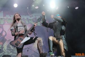 Live Foto Rockharz 2018 Gloryhammer