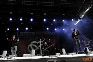 Live Foto Rockharz 2018 Letzte Instanz