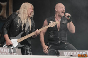 Live Foto Rockharz 2018 Primal Fear