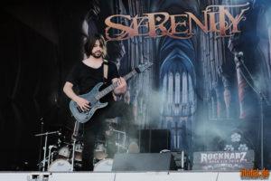 Live Foto Rockharz 2018 Serenity