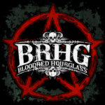 BLOODRED HOURGLASS
